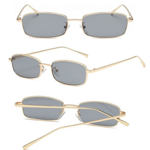 small square frame women sunglasses