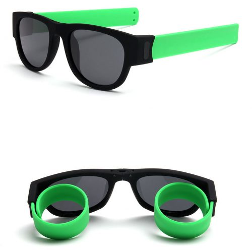 Folding and Bendable sport sunglasses