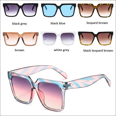 Flat lens sunglasses womens