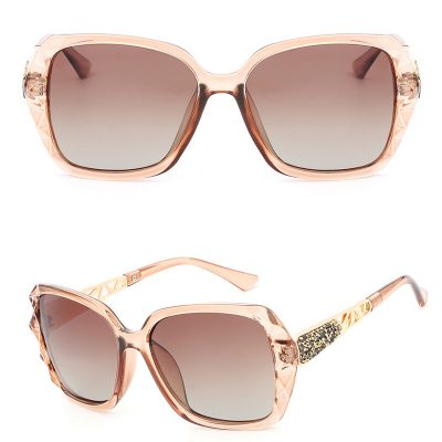 Women korean sunglasses wholesale polarized sunglass from china