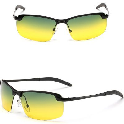 Day night aviator sunglasses