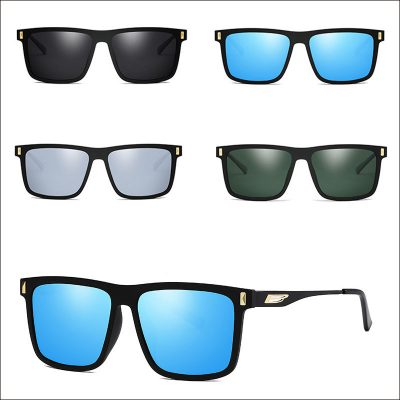 Polarized Sunglasses for Men TR90 Unbreakable Mens Sunglasses Driving Sun Glasses