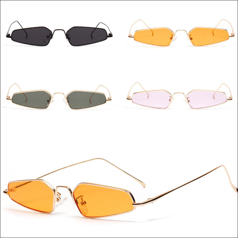 Retro cateye small sunglasses