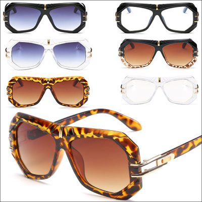 New look square oversized sunglasses