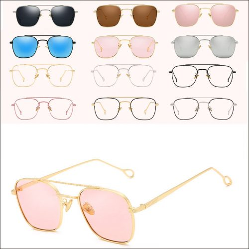 Aviator Square Unisex Sunglasses