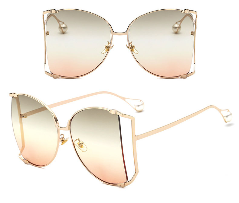 Luxury Women Rhinestone Sunglasses
