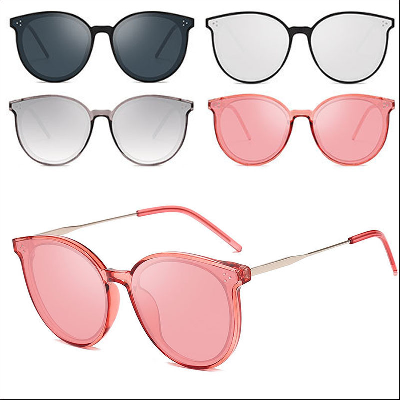 Korean woman designer sunglasses