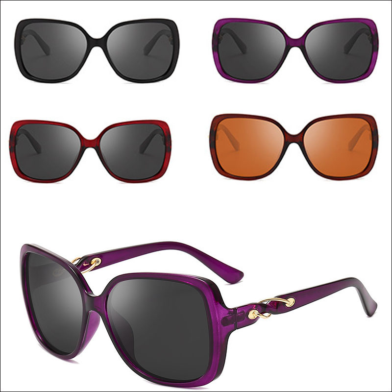 Polarizes sunglasses for women