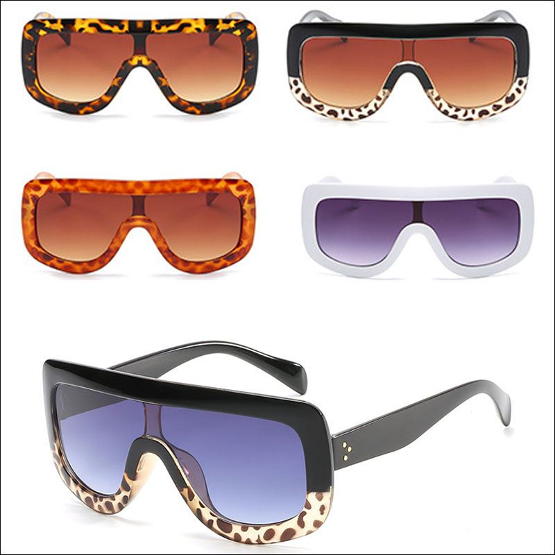 One piece big sunglasses
