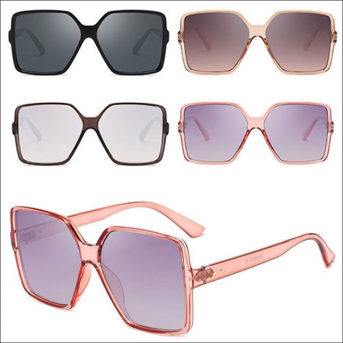 Fashionable square womens sunglasses