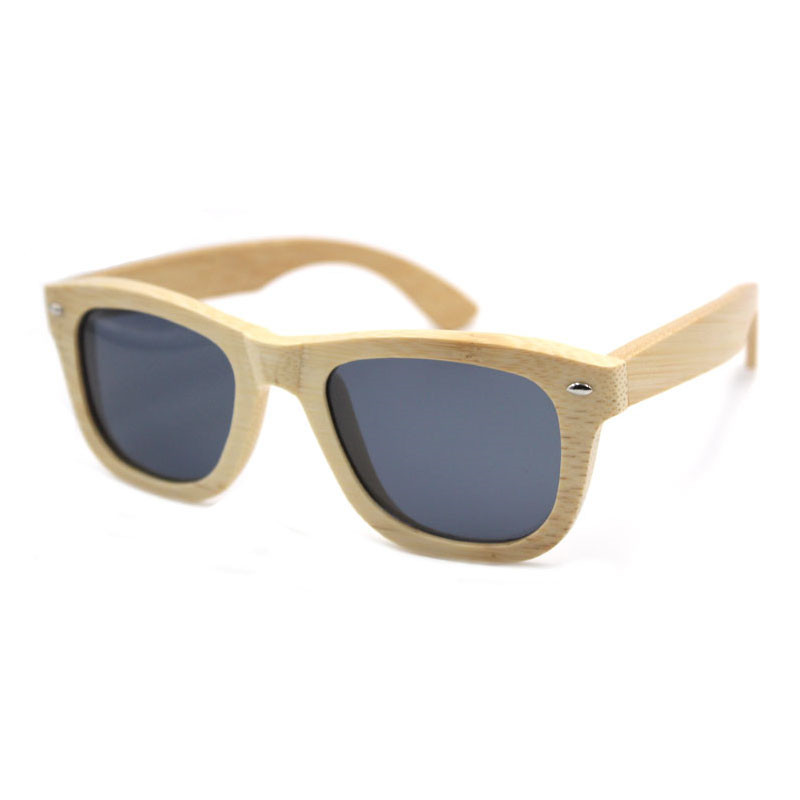 Bamboo sunglasses in bulk