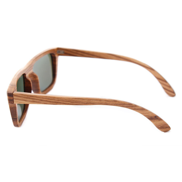 Wood frame sunglasses womens