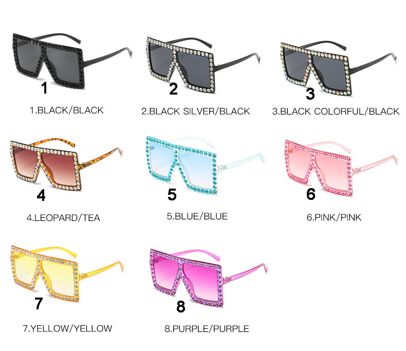 Womens bling bling sunglasses diamond