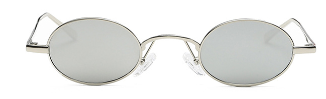New oval small frame steampunk retro sunglasses whoelsale, #BX1004