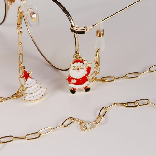 Christmas chain for face mask sunglasses wholesale S1015