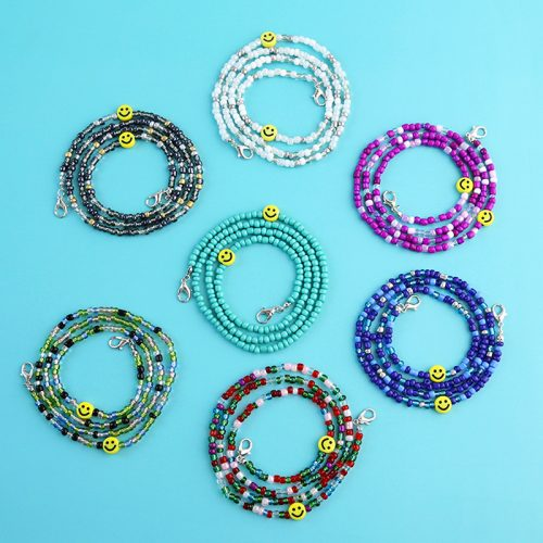 Eyeglass chain for face mask sunglasses wholesale C1003