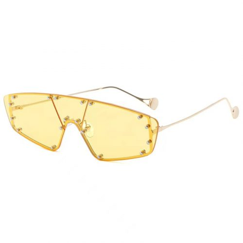 Wholesale red punk sunglasses for women mens S1006