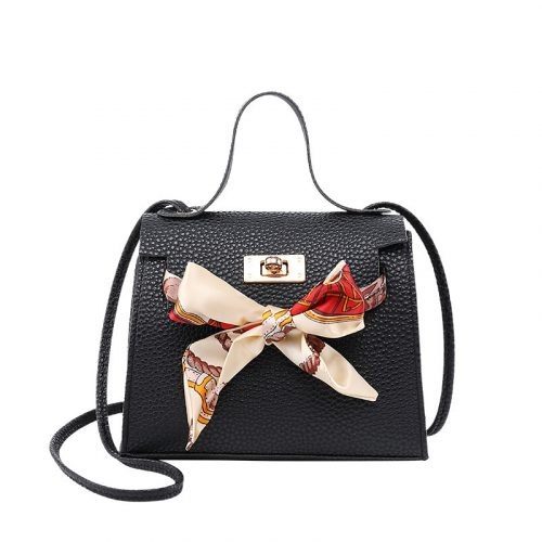 Wholeslae mini shoulder bag for phone with scarf #S1001